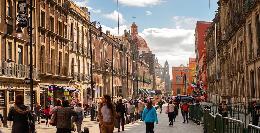 WestJet announces new daily flights from Vancouver to Mexico City