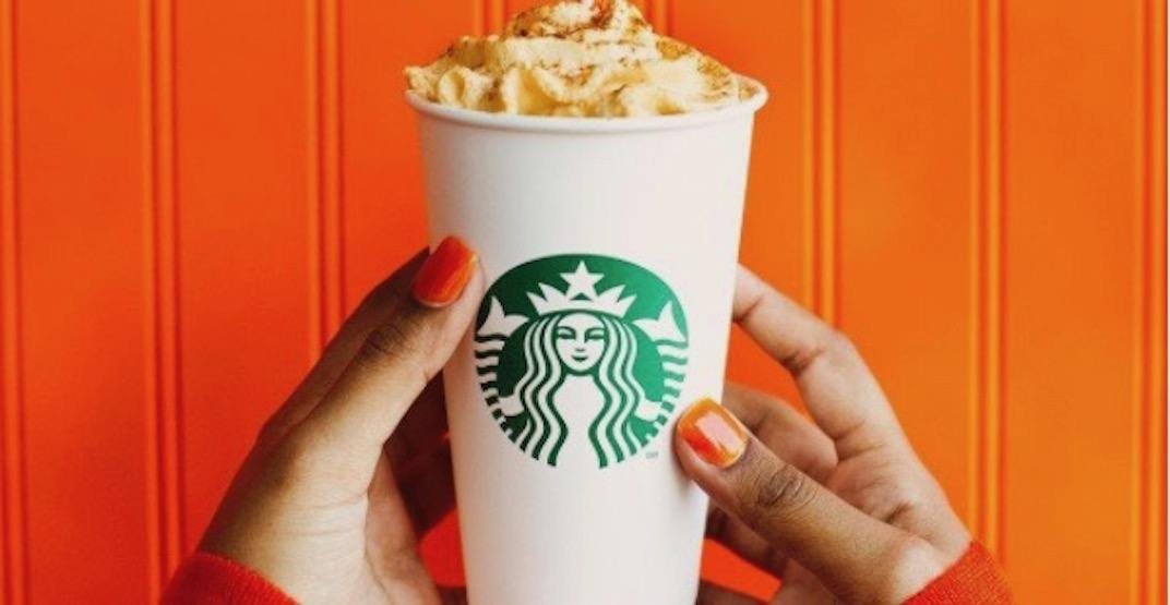 Get buy-one-get-one FREE lattes at Starbucks tomorrow