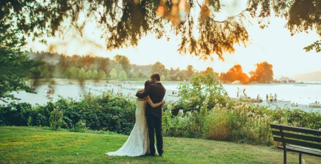 Why you should have your dream wedding right here in Canada