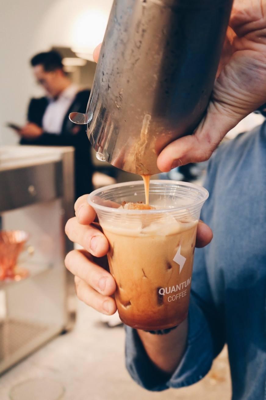 Quantum Coffee Granville Street