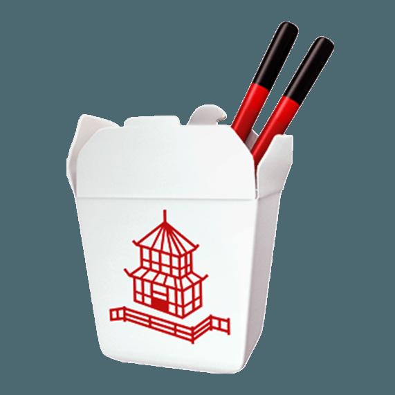 take-out box emoji
