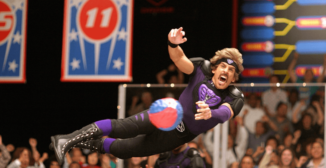 The world dodgeball championship coming to Toronto this month