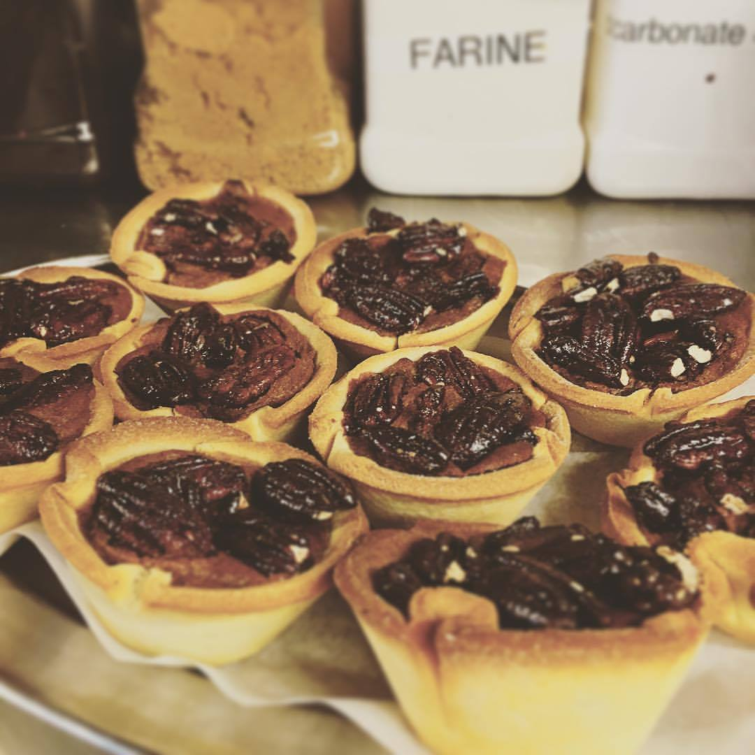 Boulangerie Guillaume pumpkin pie