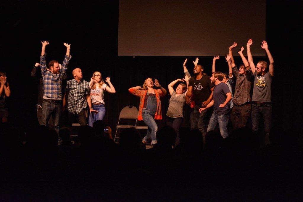 Vancouver International Improv Festival