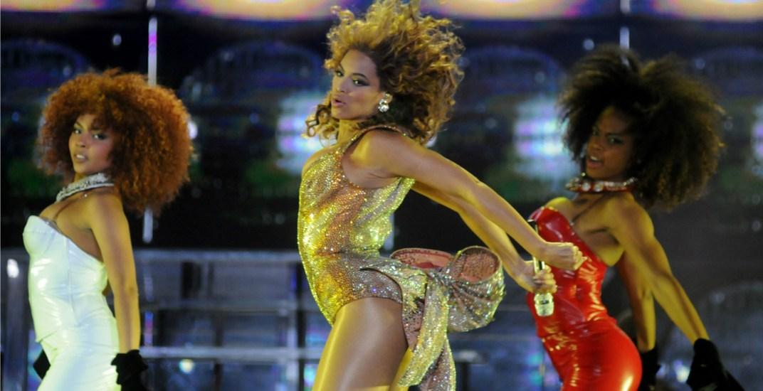 You can take free Beyoncé dance classes in Toronto next month