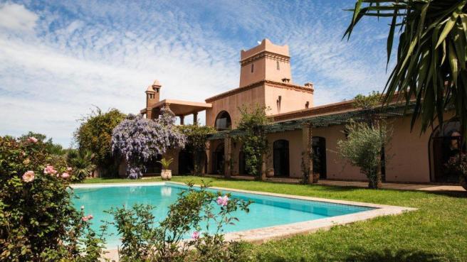 Villa for sale in Marrakech, Morocco (rightmove)