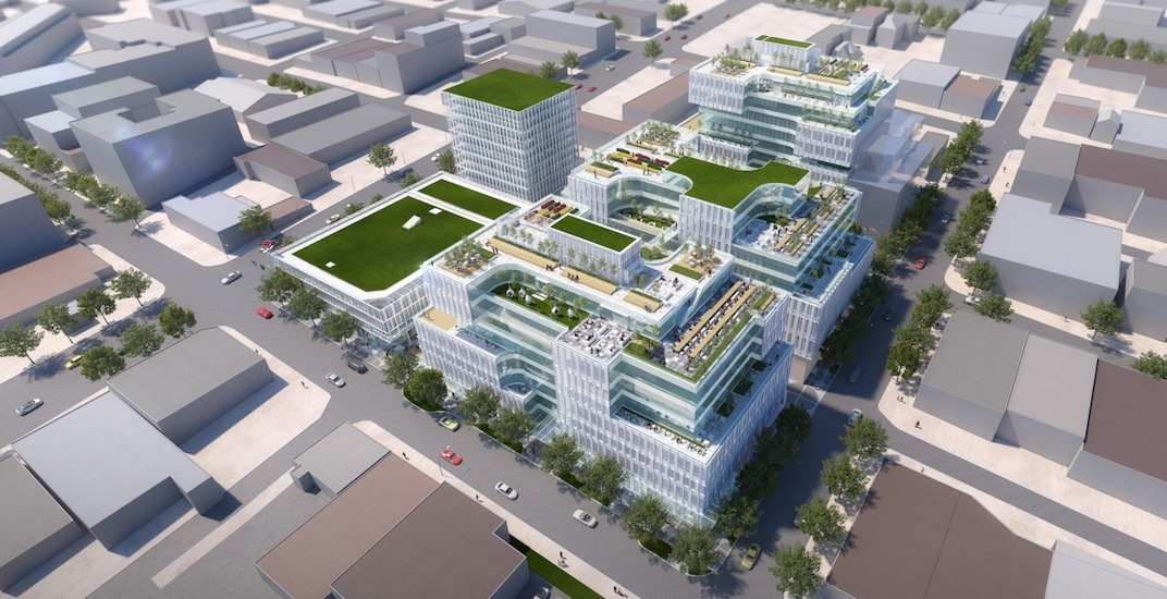 Major new Mount Pleasant tech campus could be transformative for Vancouver's tech industry