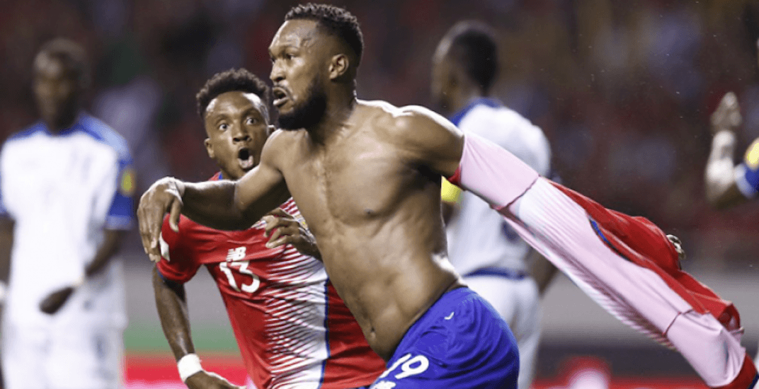Announcer goes crazy after Whitecaps' Waston sends Costa Rica to World Cup (VIDEO)