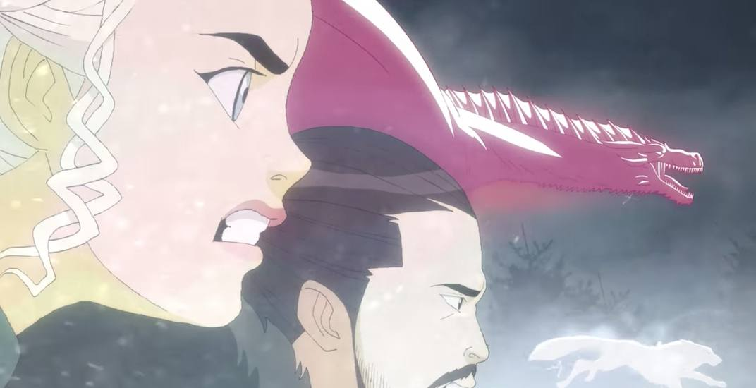 Game of Thrones gets a stellar anime makeover (VIDEO)