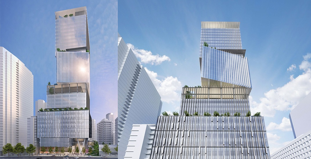 Downtown Vancouver's office vacancy rate now North America's 2nd lowest