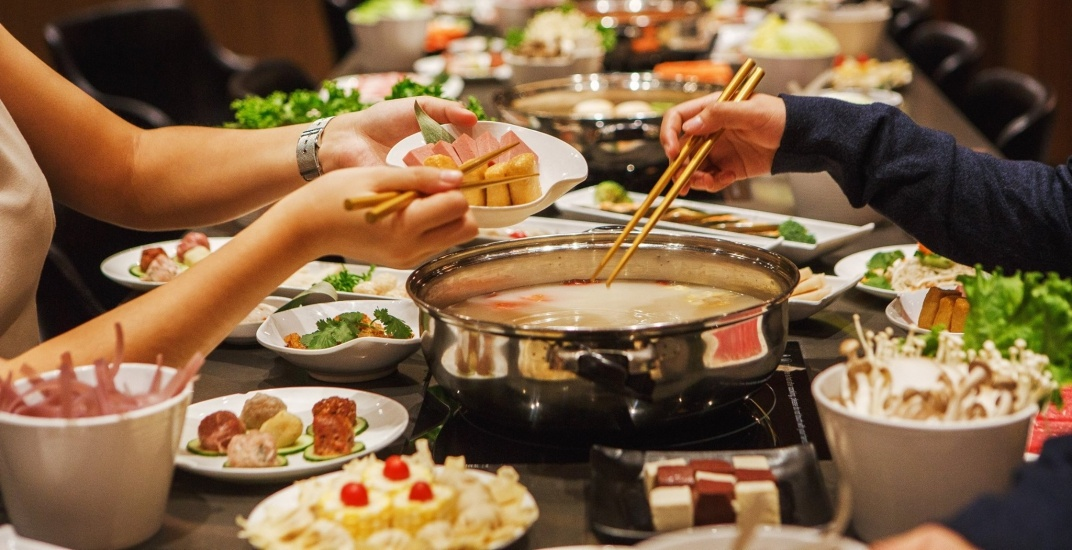 Sizzling Hot Pot