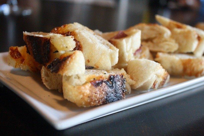 Platinum Bench Winery's artisan bread