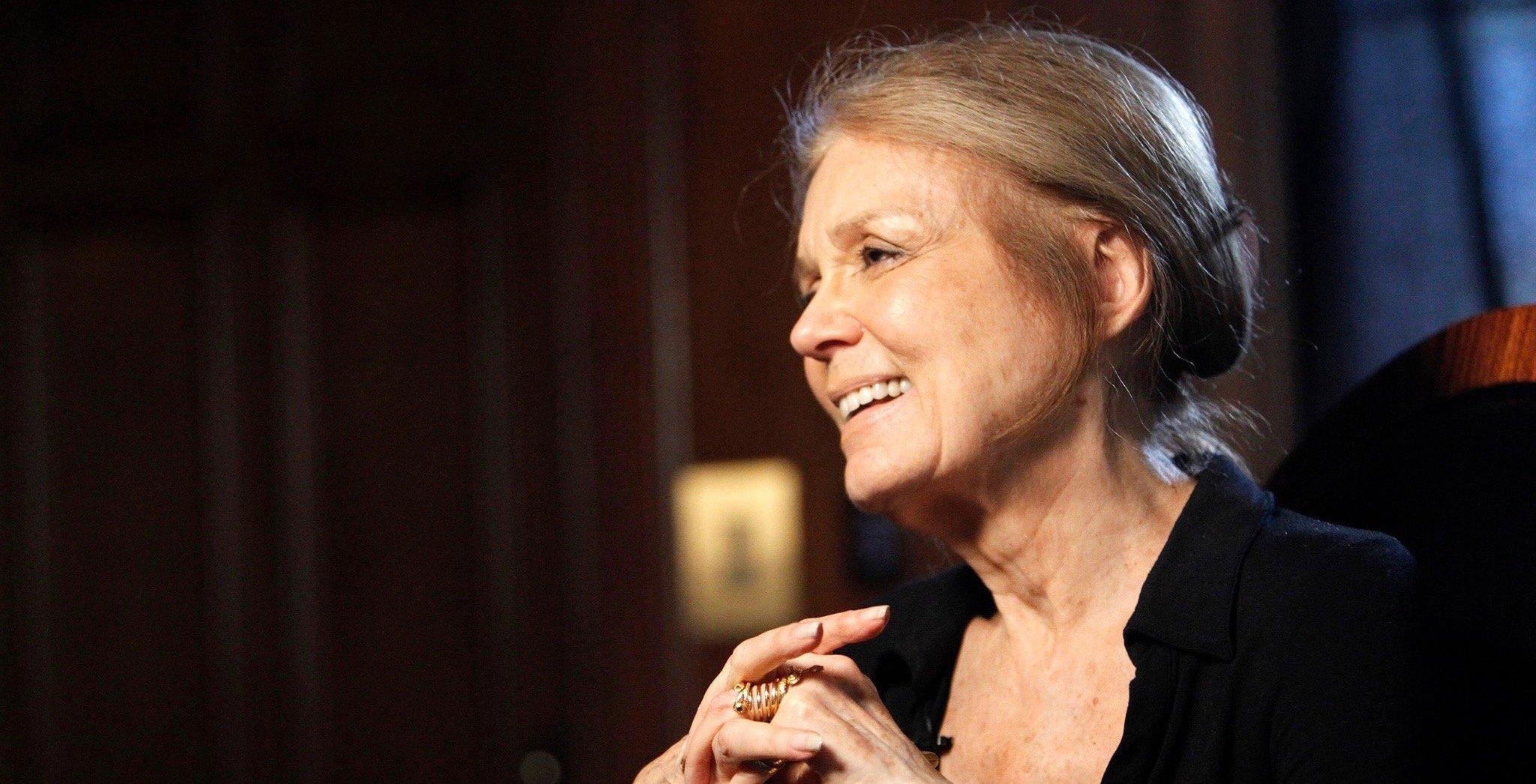 Feminist icon Gloria Steinem will be speaking in Toronto this month
