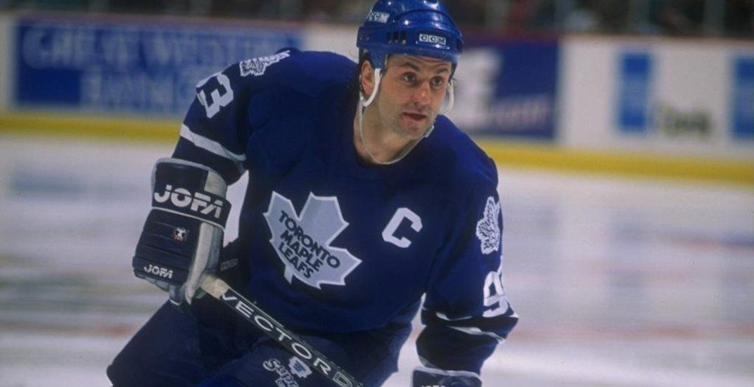 premium selection 97857 917ed Doug Gilmour says he once blocked a Maple Leafs-Canucks ...