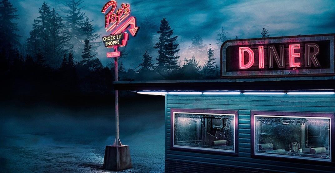 Pop's Diner Riverdale