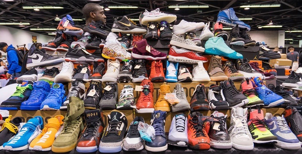 Sneaker Con is making its return to Vancouver this February