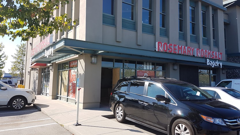 Rosemary Rocksalt's Richmond location exterior