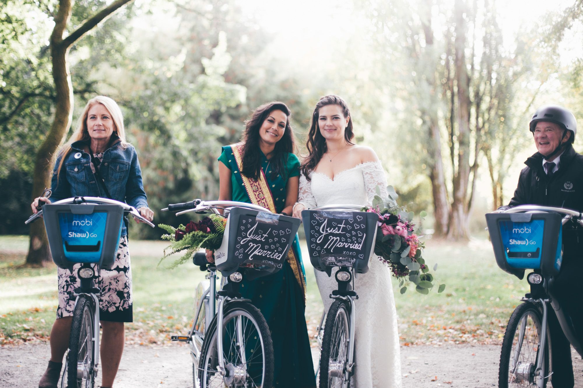 Newlyweds Leah Day and Kaitlin Straker (Kateland Abbigail Clarke)
