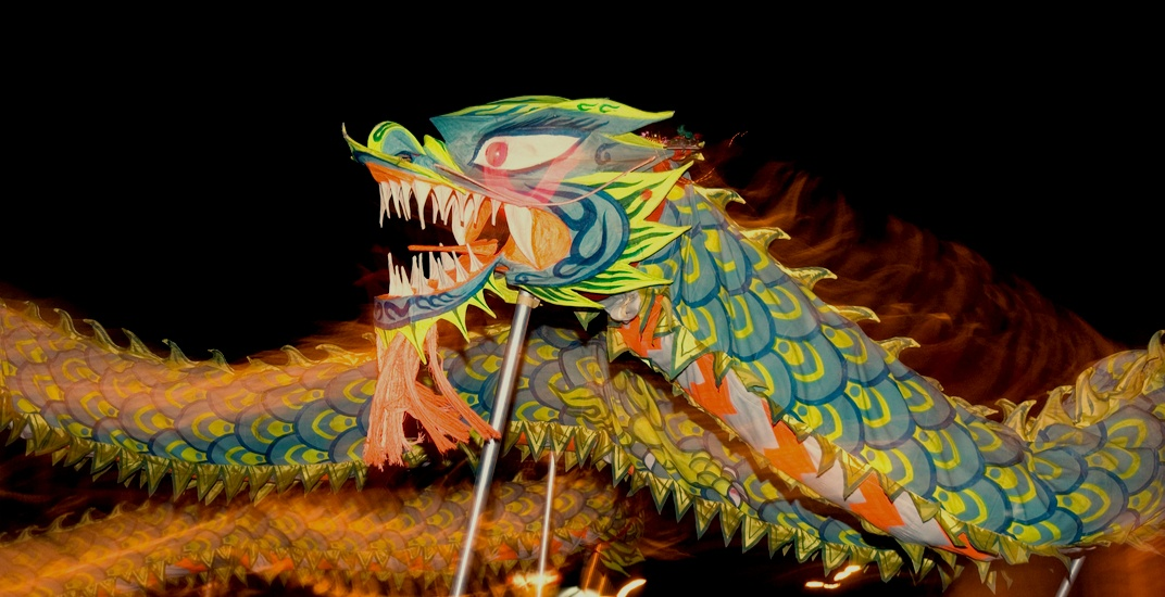 Montreal's Gardens of Light to host a magical Chinese 'Dragon Dance'