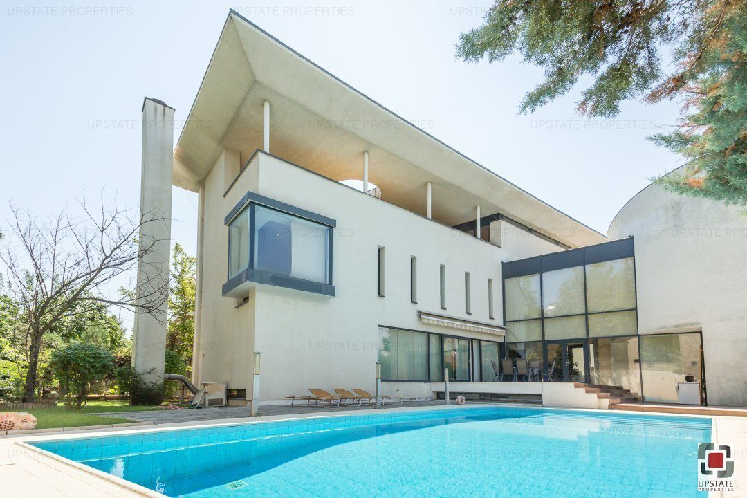 State-of-the-art residence for sale in Bucharest, Romania (imobiliare.ro)
