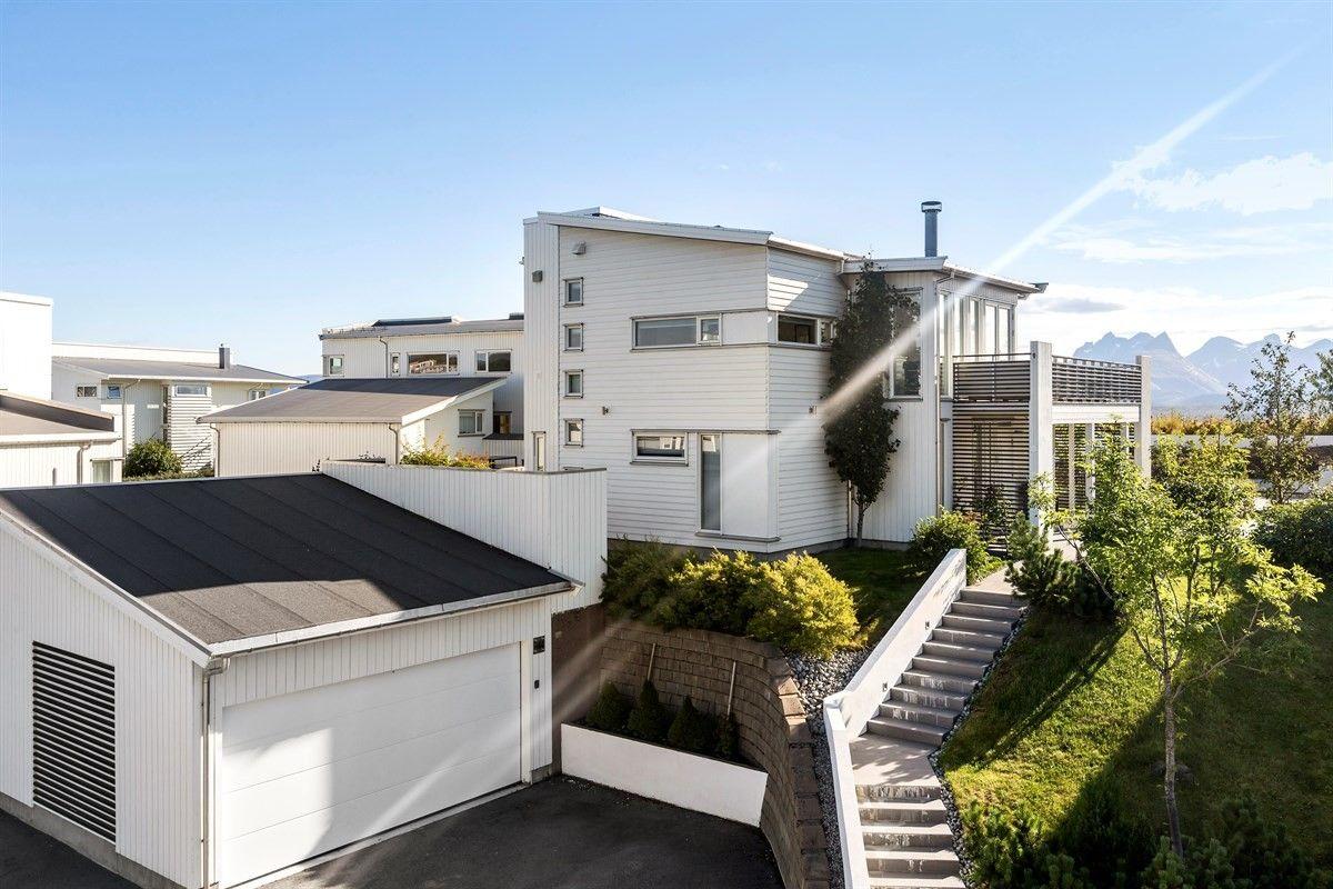 Home for sale in Bodø, Norway (Finn)