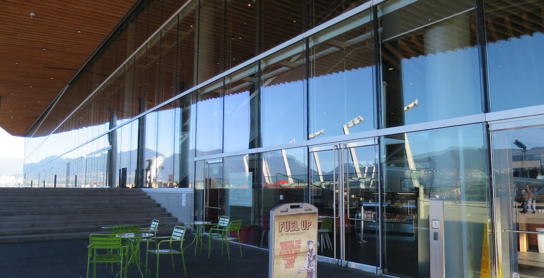 New licensed lounge coming to the Vancouver Convention Centre