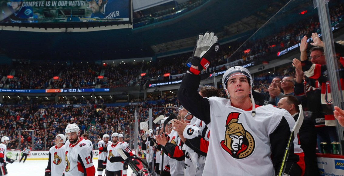 Senators are buying out former Canucks forward Alex Burrows