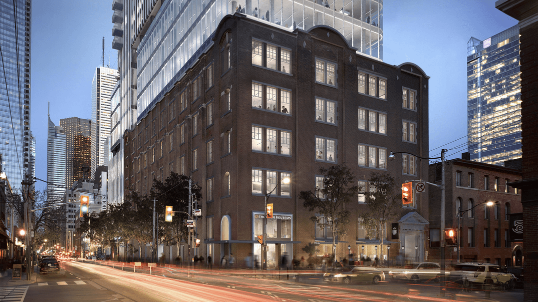 Thomson Reuters investing $100M into expansion of Toronto technology hub
