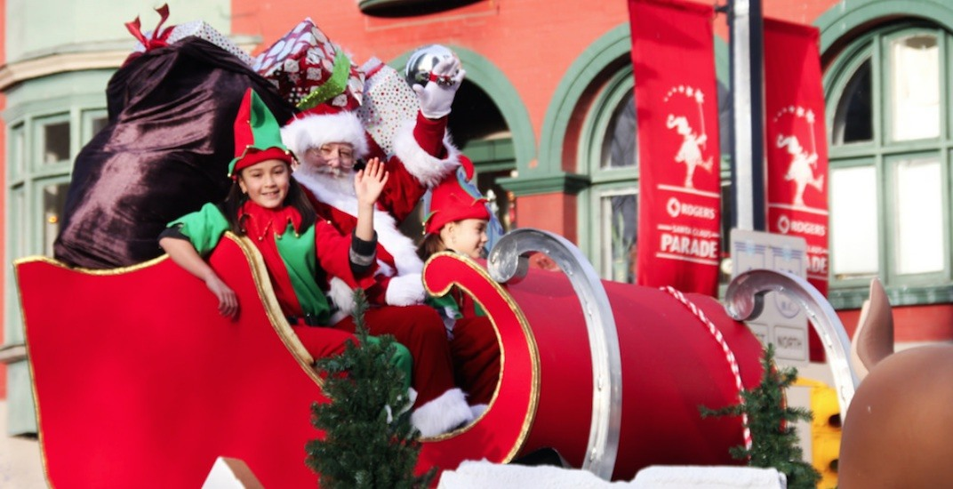 It's official: Vancouver's Santa Claus Parade WILL happen this year!