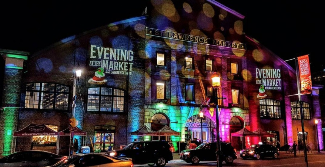 St. Lawrence Market opens after dark for one night only this November