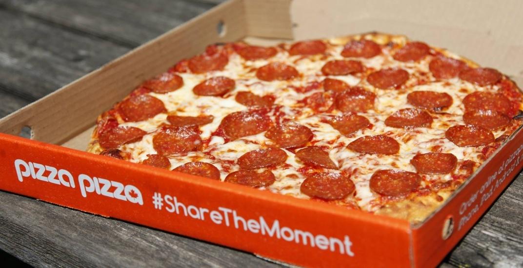 Pizza Pizza pepperoni