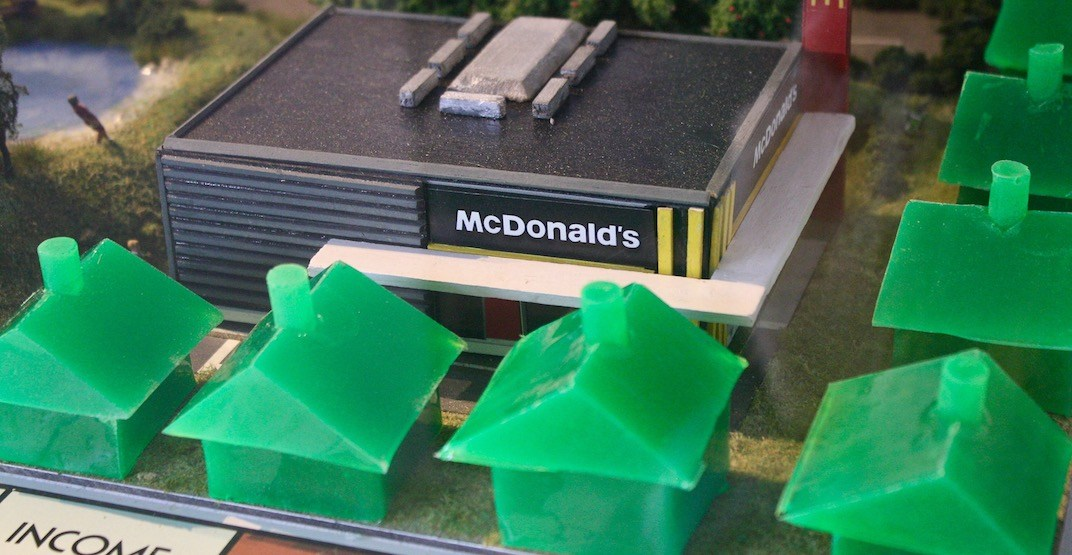 McDonald's is giving Vancouverites the chance to check out Monopoly IRL