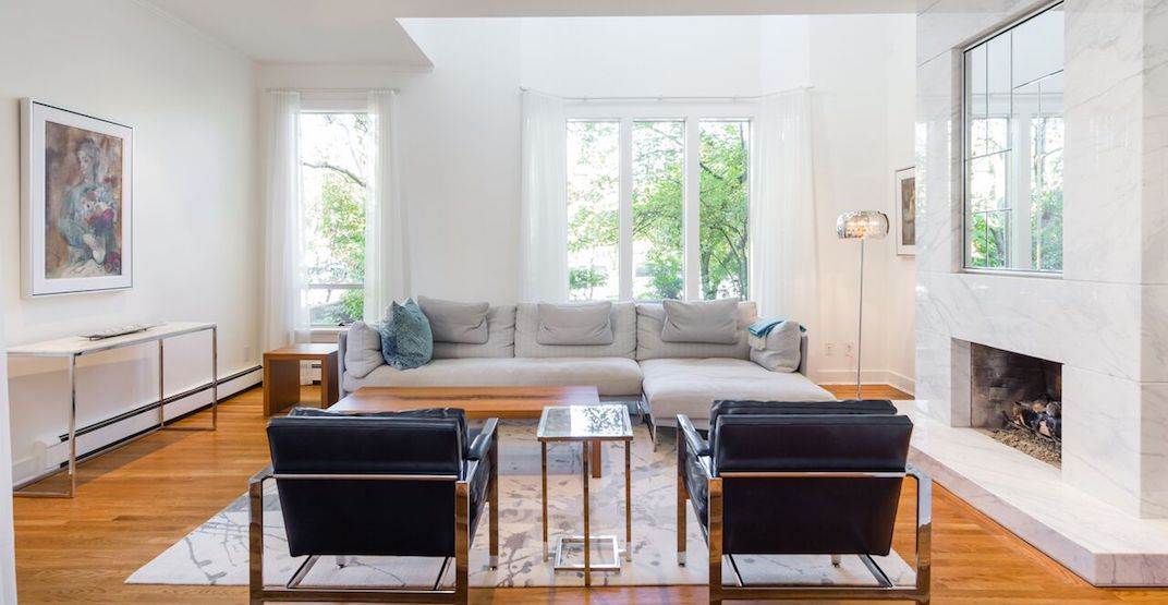 A Look Inside: This Vancouver West half duplex is next level