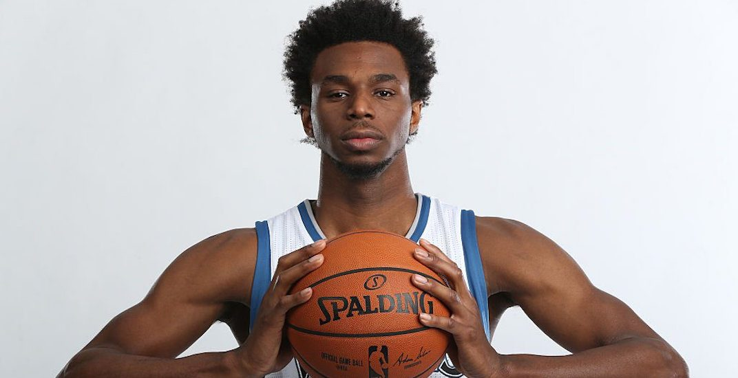 Andrew Wiggins becomes highest paid Canadian athlete ever