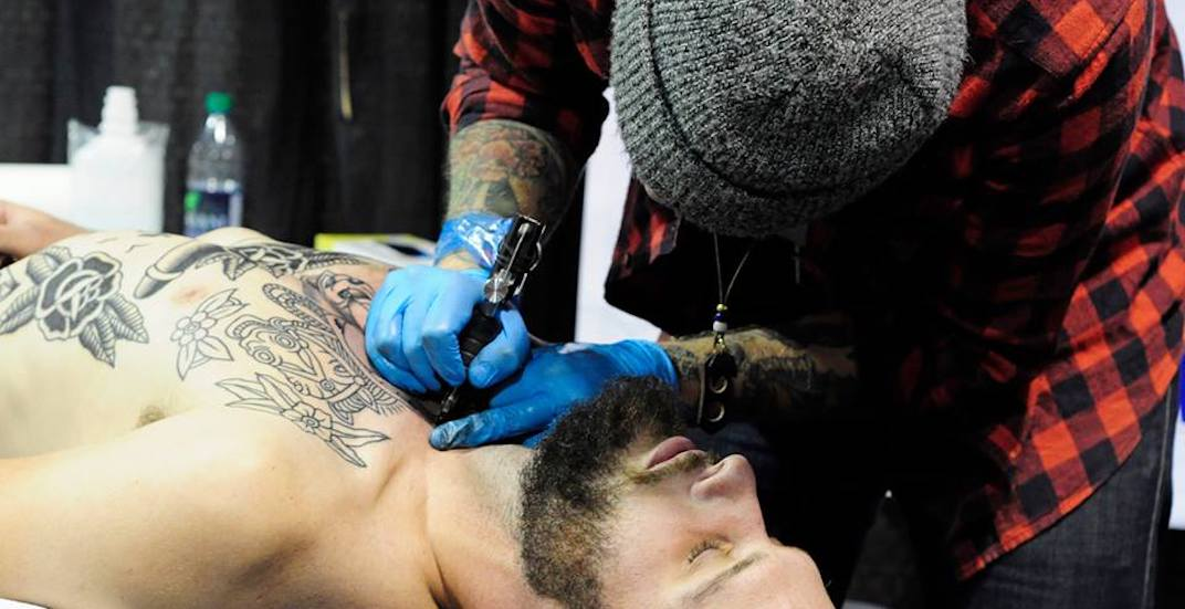 Calgary Tattoo and Arts Festival 2017 at BMO Centre this weekend