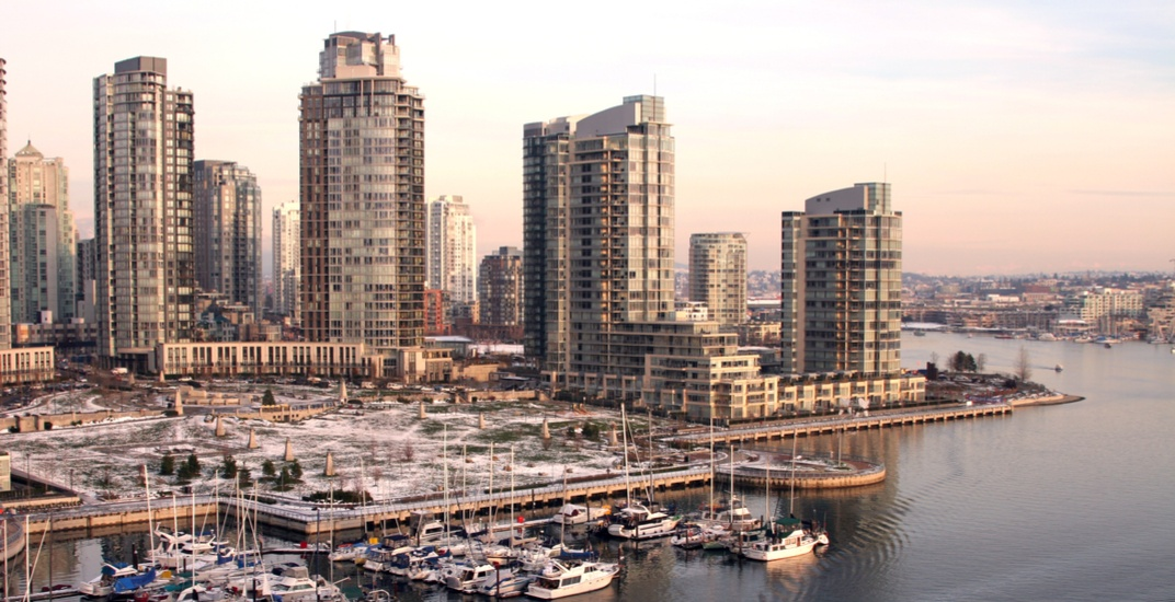 Condo buildings in vancouver yoree grozenokshutterstock