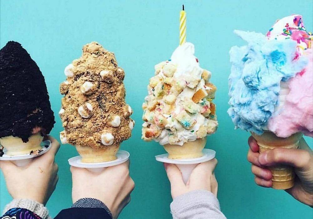 Christian groups in the US are boycotting Toronto soft serve chain Sweet Jesus