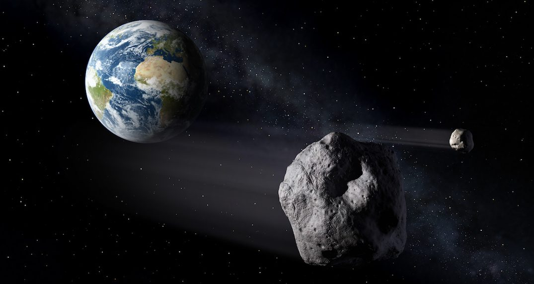 Asteroid to come incredibly close to Earth as it flies past today