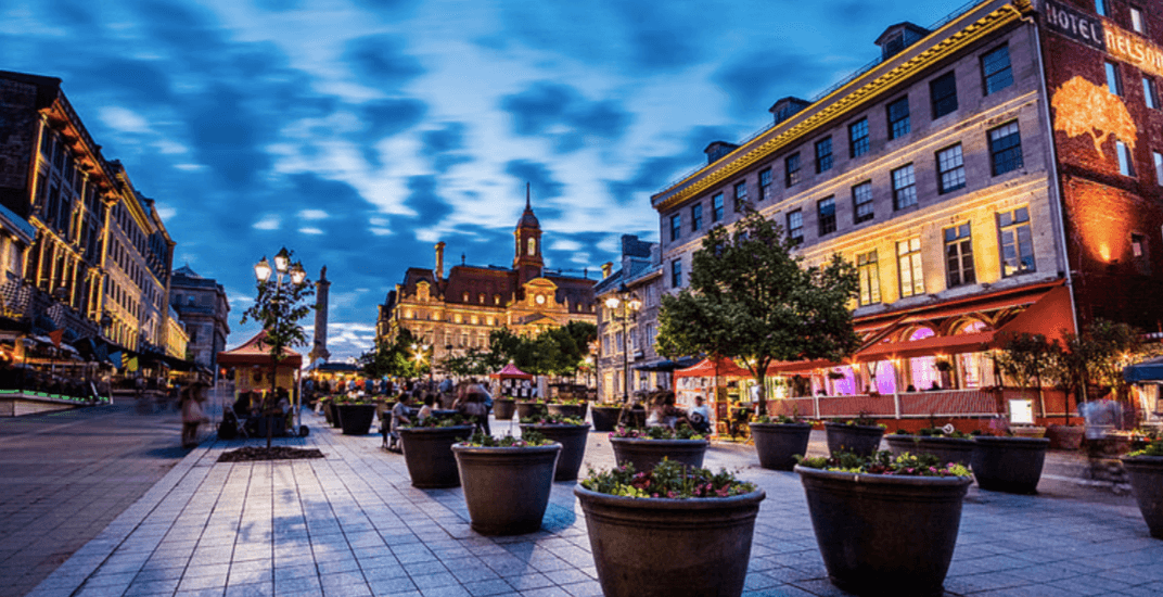 Place Jacques Cartier named one of the most beautiful public spaces in the world
