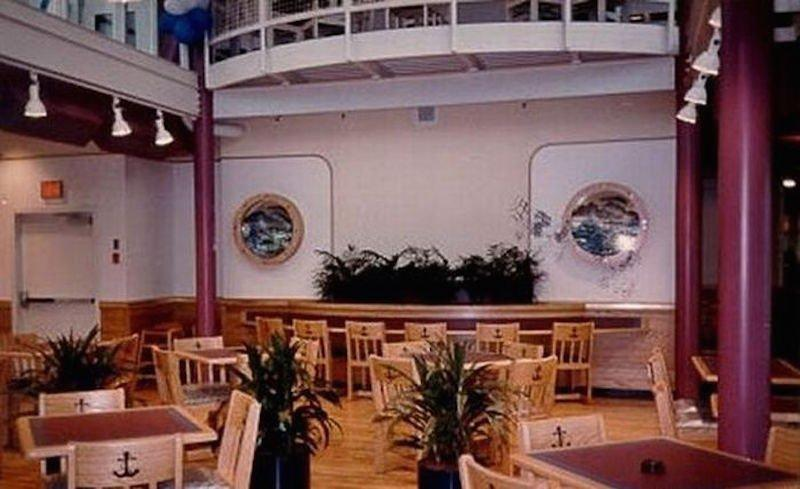 McBarge past interior during Expo '86 (New McBarge campaign)