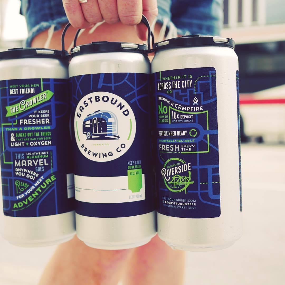 Eastbound Beer