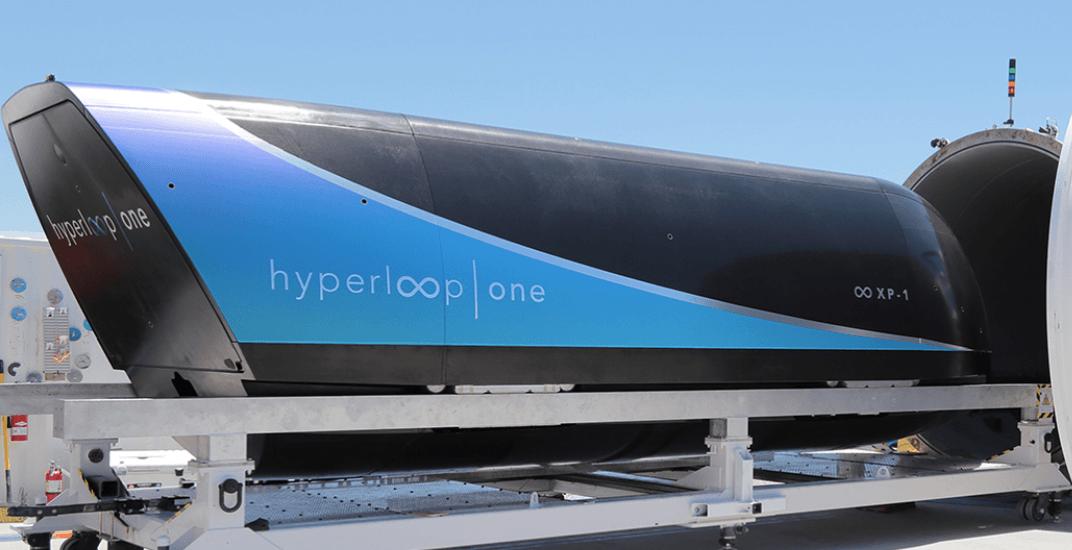 Virgin backs hyperloop project between Montreal and Toronto