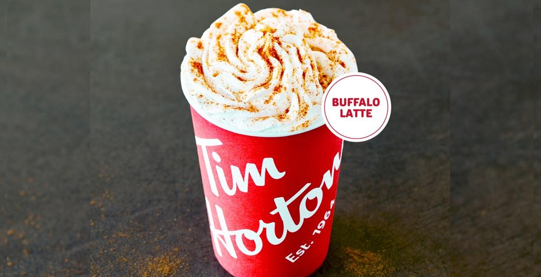 Buffalo latte