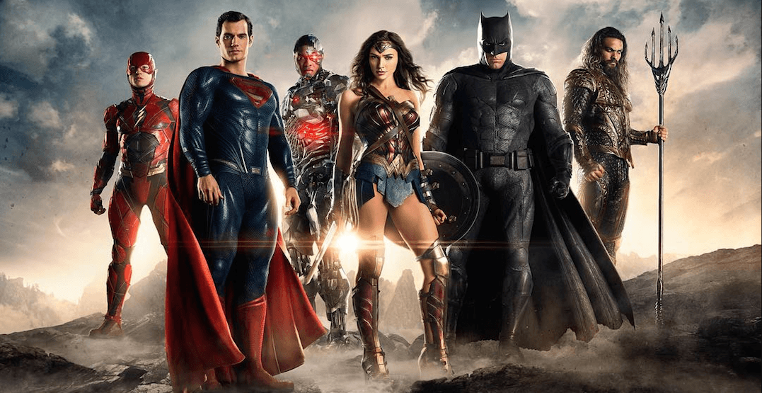 A massive Justice League Halloween party is happening in Toronto