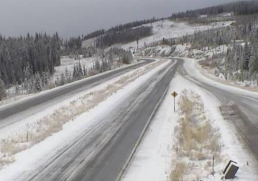 Winter Tires Quebec >> Winter east of Hope: Heavy snowfall on BC Interior highways (PHOTOS) | Daily Hive Vancouver