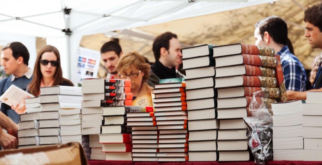 Toronto's largest literary festival returns next week