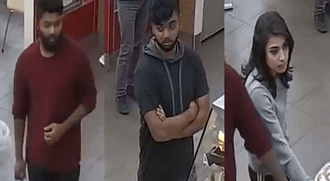Suspects sought after attempting to set two men on fire in Scarborough (PHOTOS)