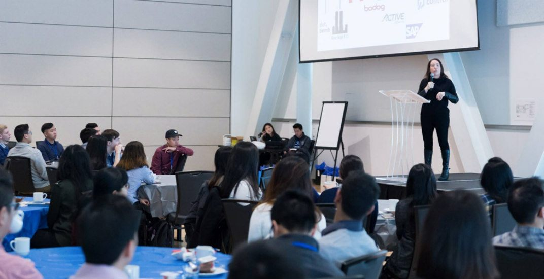 Calling all tech lovers this massive ubc event was made for you blueprintubc biztech malvernweather Images