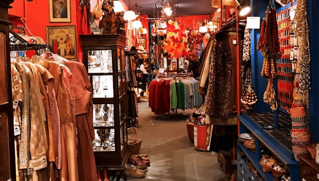 10 of the best vintage shops in Toronto