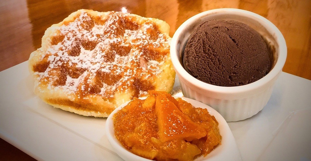 Tangram Creamery celebrates new offerings with FREE waffles today